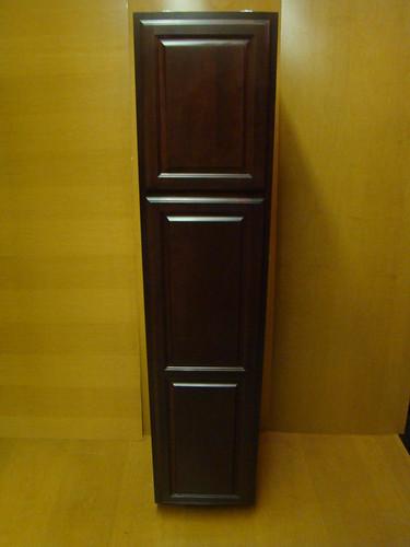 details about kraftmaid birch kitchen bathroom pantry cabinet 18 w