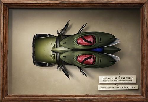 创意汽车广告/创意广告