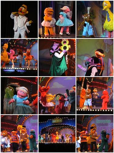 Sesame Street Live 2009 - Part 2