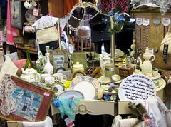 Charity shop/treasure house (wonky knee) Tags: uk treasure shrewsbury bargains bricabrac redcross charityshop thriftshop croixrouge mardol bonnesaffaires