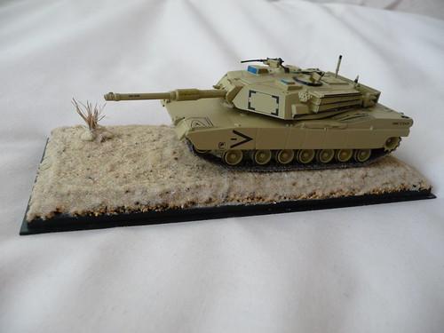 abrams tank pictures. M1A1HA Abrams Tank (Diorama)