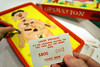 It's No Laughing Matter (thisisbrianfisher) Tags: old red game childhood yellow fun kid funny child board brian retro medical doctor laugh fisher bone operation 800 operate specialist bfish brianfisher activoty