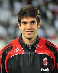Kaka (Ashraf Khunduqji) Tags: portrait celebrity football nikon kaka acmilan d3 doha qatar 70200mm ashraf khunduqji