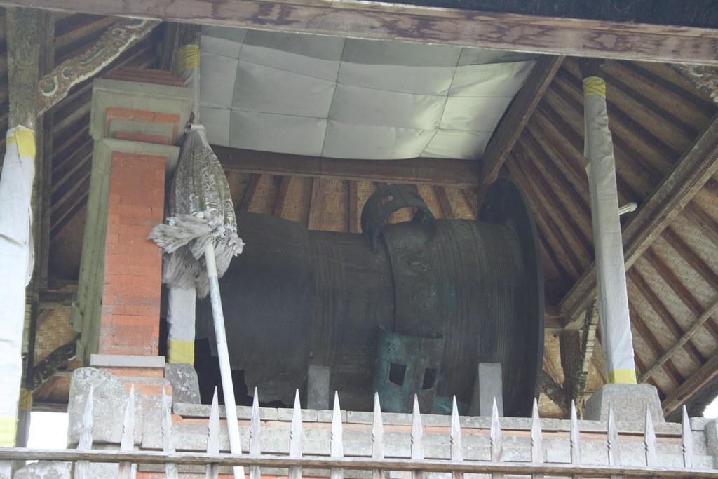 バリ島・プナタラン・サシッ寺院