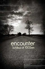 encounter_graphic (worshiphim24_7) Tags: logo marketing graphicdesign encounter churchmarketing affinitychurch affinitycaresca