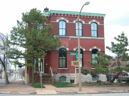 former Ames Elementary School kindergarten (by: Michael Allen)
