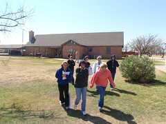 A windy morning (Celebrating Everyday Ecstacy) Tags: ranch training allison spoke joe dental appreciation planetary practice watts leadership partners teambuilding wodden noonan