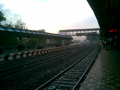 Kopargaon railway station