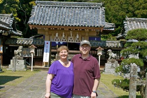 shrine, hirado island