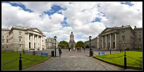 Trinity College, Dublin by féileacán, on Flickr
