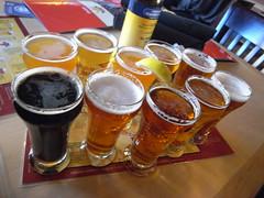 Pyramid Alehouse Beer Tasting