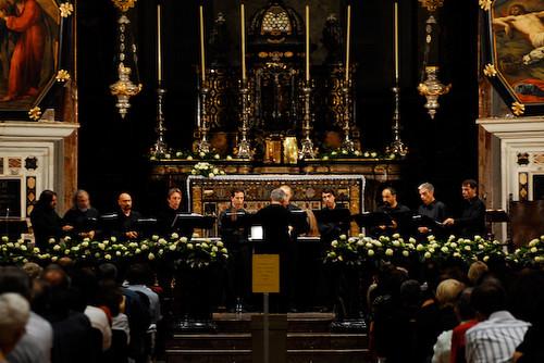 15.IX - Gli Odhecaton Ensemble a Santa Maria della Passione