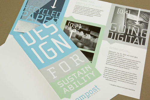 Sustainable Company Brochure