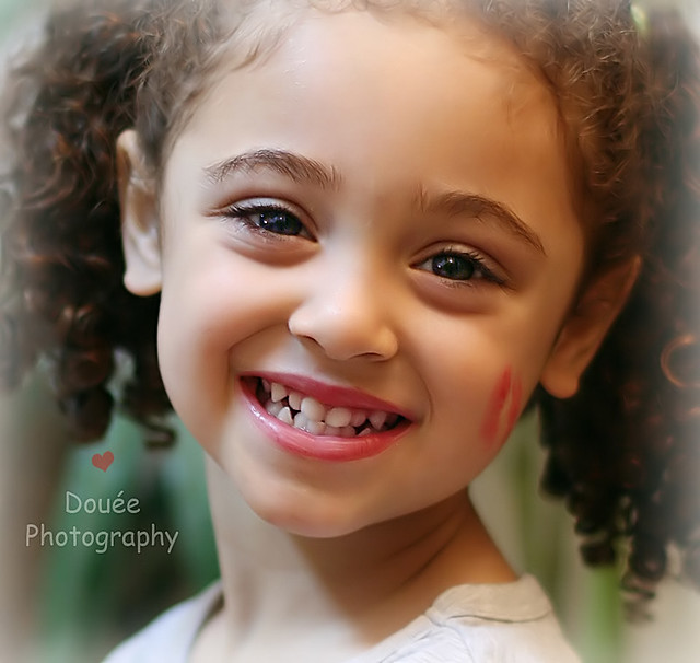 smiling little girl, Sweetest egyptian girl :*