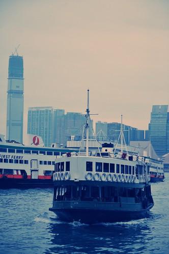 Hong Kong 2009 - 天星小輪 (1)