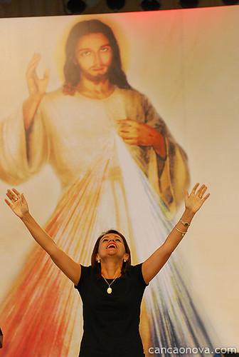 Festa da Misericórdia / Pregação Eliana Sá by Canção Nova.