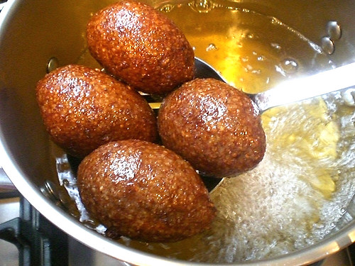 Deep Fried Kebbeh