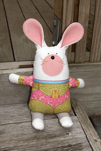 Rebeccahs bunny
