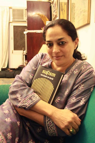 City Talk – Sadia Dehlvi, Author of Sufism, The Heart of Islam