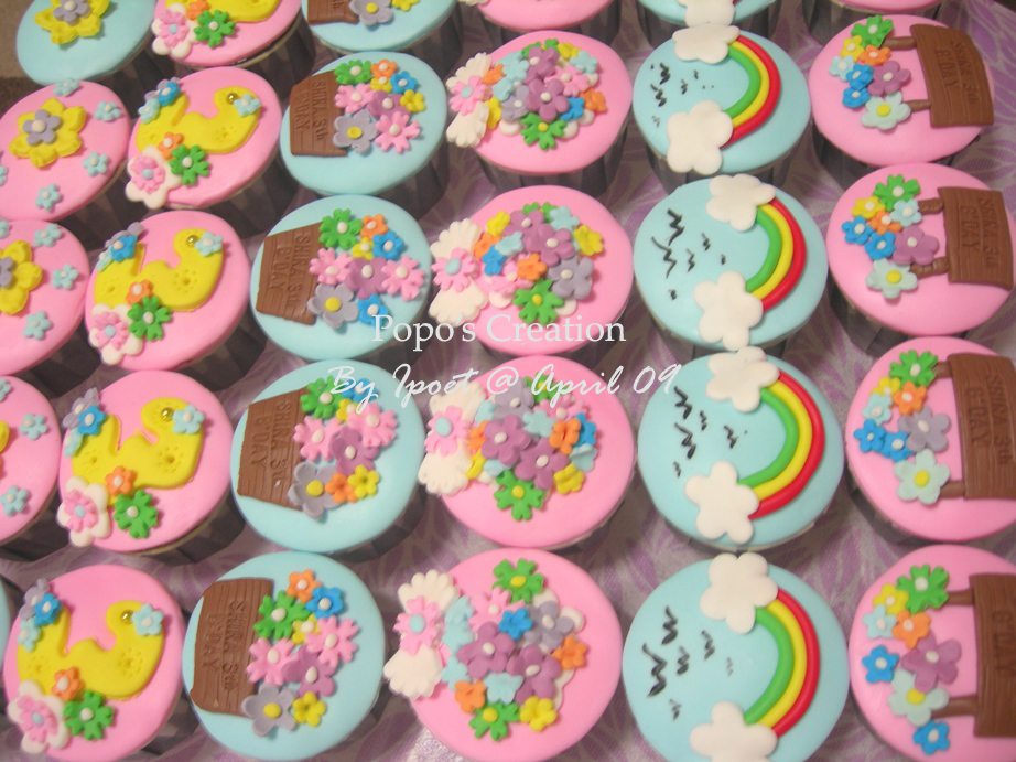 Cupcakes for Shira
