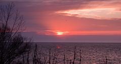 Sunset over lake (Daniel_13) Tags: longexposure sunset stcatharines hitech hitechfilters