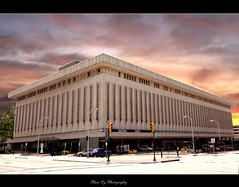 post office in downtown Tulsa Oklahoma (EXPLORE) (熊.陈美芬.Phan Ly Photography.On/Off) Tags: travel oklahoma canon photography eos freedom photo bravo downtown mark front explore ii page tulsa favs d5 excellence phan faved naturesfinest supershot top20colorpix markll golddragon mywinners platinumphoto anawesomeshot citrit theunforgettablepictures overtheexcellence goldstaraward natureselegantshots goldenheartaward vosplusbellesphotos