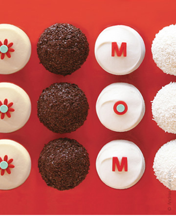 Sprinkles Mother's Day cupcakes