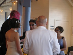IMG_0114 (gfixler) Tags: california wedding amanda mike pier blurry marcus santamonica carousel reception marc hippodrome timb carouselbuilding