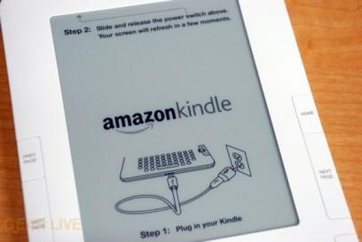 Amazon Kindle DX將成為報社與雜誌的救星?