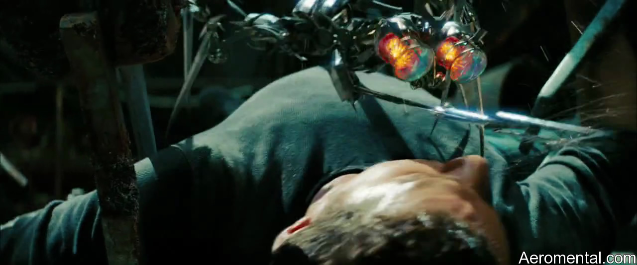 Transformers 2 Scalpel Sam