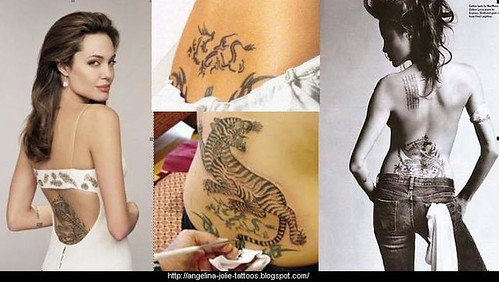 Angelina Jolie Tattoos Angelina Jolie tattoos Find Your Favorite.