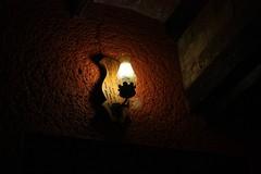 "Light on the ""El Farol"" (""The lighthouse"""