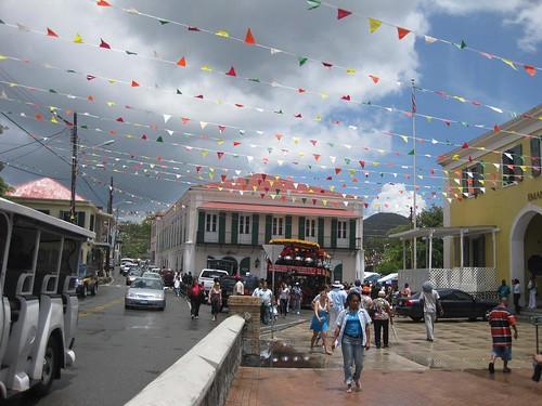 Carnaval in Charlotte Amalie, St. Thomas