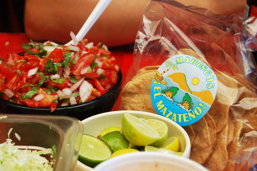 Tacos El Mazateno Tijuana