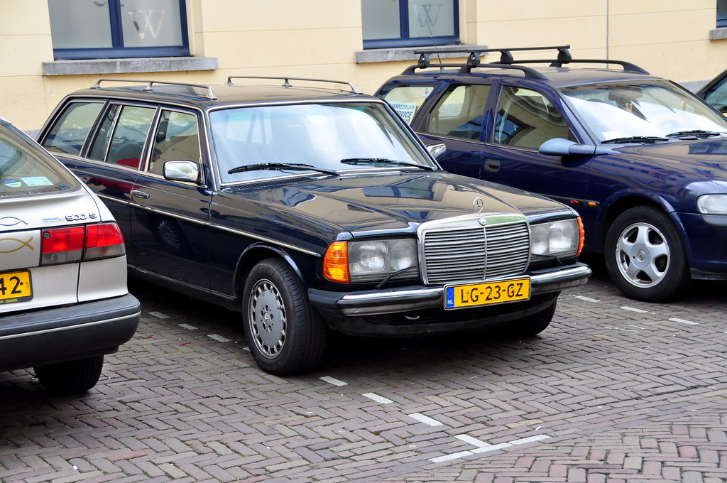 The world 39 s most recently posted photos of om617 and w123 for Mercedes benz om617
