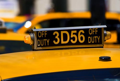 Taxi Image by Baloulumix