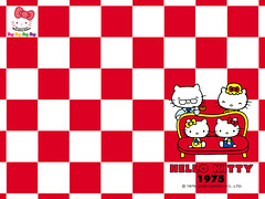 Hello Kitty 1975
