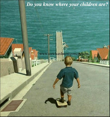 do you know where your children are?