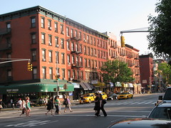 East Village Tenements by edenpictures, on Flickr