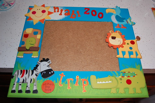 Completed: Niabi Zoo Frame
