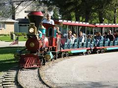 Columbian Park Train 2 (Hammer51012) Tags: train geotagged lafayette ride indiana tippecanoecounty columbianpark sp570uz