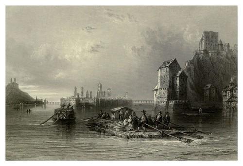 010-Entrando a Passau desde Linz 1844