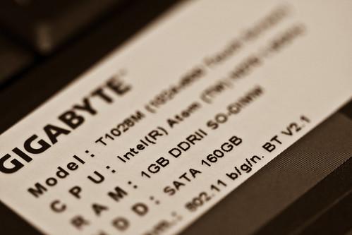 Rectron - New Gigabyte Netbooks-10