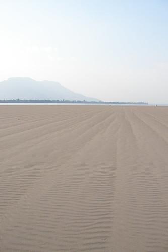 143.像波浪一樣的沙紋
