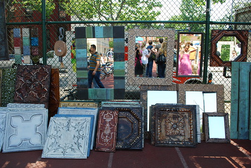 Brooklyn flea