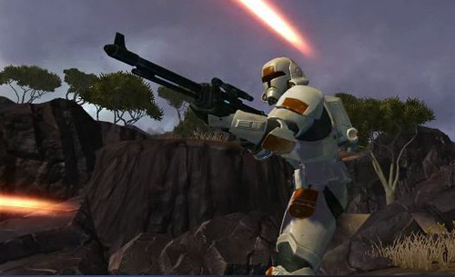Star Wars The Old Republic MMORPG Online Community Grows with Real Time