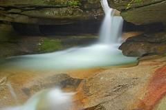 Sabbaday Falls (Dean Goss) Tags: waterfall newhampshire whitemountains falls waterfalls colorphotoaward dragondaggeraward