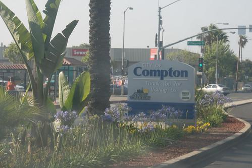 compton city