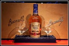 Bacardi Reserva Limitada (Kevin Borland) Tags: glasses bottle puertorico alcohol rum bacardi distillery cantao reservalimitada