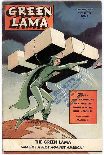 (1945) green lama 6